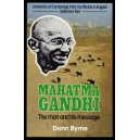 MAHATMA GANDHI The Man and his Message Donn Byrne Modern English Publications