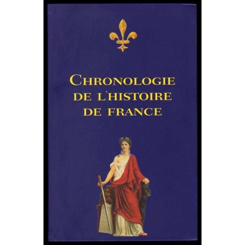chronologie de l histoire de la france